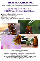 What is the Essential Oil Buzz all About?