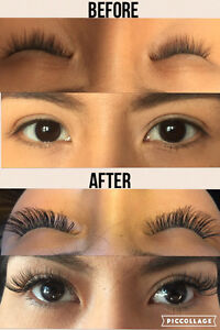 Eyelash Extensions Student Special!! Strathcona County Edmonton Area image 2