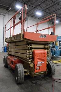 2002 JLG 3369LE 33ft Electric Scissorlift