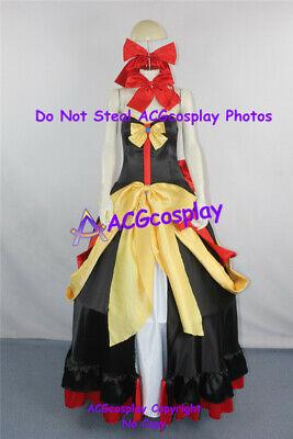 Disgaea 2 Cursed Memories Rozalin Cosplay Costume include petticoat