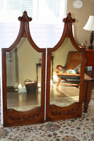Vintage Viscol Victoriaville Mirrors