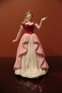 Royal Doulton Figurine Pretty Ladies - Vicki