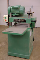 """General International 30-115HC 15"""" planer with helical cutter"""