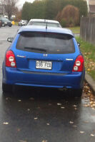 2003 Mazda Protege 5 propre echange possible