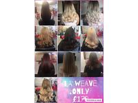 LA WEAVE - ONLY £170 | 140g Brazilian Hair | AMAZING QUALITY | Other Methods of Extensions Available