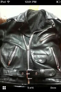 Leather Jacket Perfecto Cuir