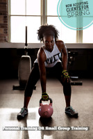 Personal Training OR Small Group Training