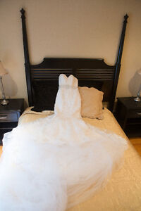 Wedding Dress - Jacquelin Bridal Private Collection Windsor Region Ontario image 3