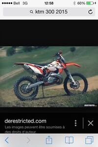 Looking for a Ktm 300