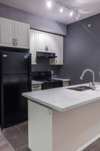 Downtown Hamilton Condominium 550 SQFT