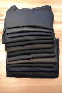 Lot Pantalons Habillé Homme- Man Pants