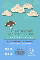 TLC Art and Craft Fair: Calling All Artists and Crafters!