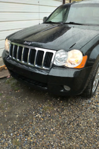 2010 Jeep Grand Cherokee Limited V6 LOW KM