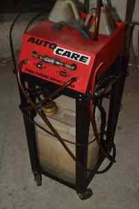 Autocare Power Steering Flush Machine