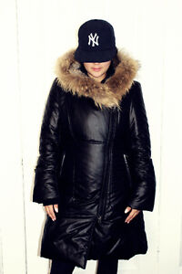 Original Mackage long coat for sale! Perfect condition
