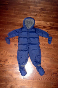 GAP Cold Control Max Snowsuit 12-18 months