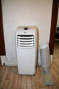 Climatiseur portatif LG 7 000 BTU