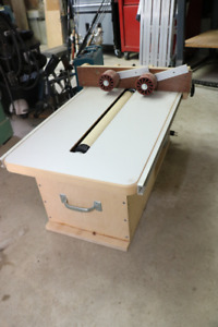 Sanding Table For Sale