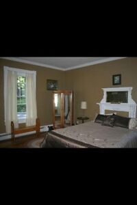 Room in Large Private & Quiet Accommodations