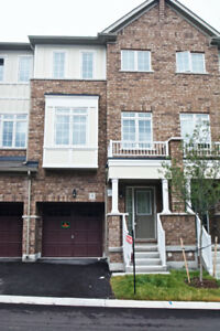 **BRAND NEW** 3 Bedroom 3 Bathroom Markham Town House For Lease