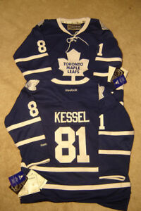 YOUTH LG/XLG ALL STITCHED LEAF JERSEY BRAND NEW + TAGS ATTACHED!