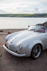 1956 Porsche Speedster 356 widebody replica