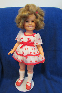 Vintage Ideal 1972 Shirley Temple Doll