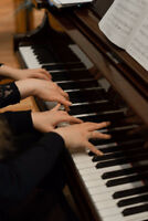 Piano (and reading notes) Lessons