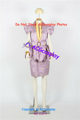 Hunger Games Effie Trinket Costume (Effie Trinket cosplay costume from Hunger Games)