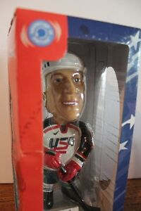 TEAM USA Hand Painted Bobble Head LeClair (VIEW OTHER ADS)