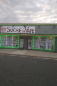 Smoke or Vape Now Open - For all your Vape and Ejuice Needs