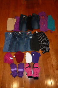 girl clothes size 5,6,7 & 8