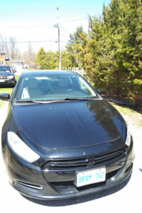 LOW MILEAGE 2013 Dodge Dart