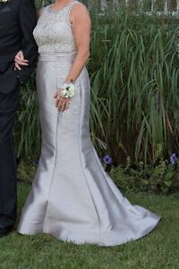 Evening gown - MacDuggal Trumpet Style