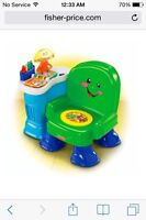 Fisher Price Song and Story Learning Chair