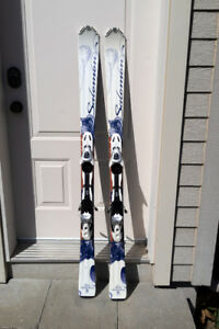 Salomon Monocoque 151cm Alpine ski with bindings
