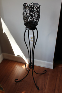 Partylite votive or pillar candle stand. Was $25, now $20