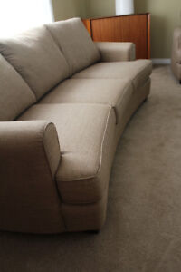 sturdy Canadian made couch reduced price