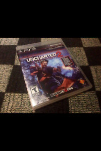 Uncharted 2: Among Theives PS3
