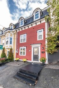 \BEAUTIFUL DOWNTOWN HOME with two offstreet parking spaces ! St. John's Newfoundland image 1