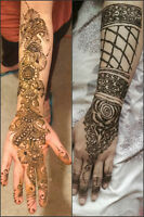 Henna for all kinds of celebration
