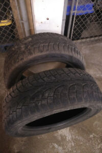 2 - 275/55R20 tires
