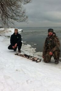 Lake Ontario Guided Diver Hunts
