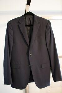 New Z Zegna Ermenegildo Zegna Blazer Size 40R / 50R Subtle Check