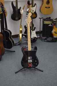 Fender Squier Deryck Whibly Signature Telecaster Electric Guitar