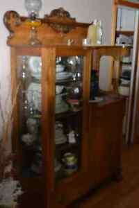 Antique Display Cabinet Belleville Belleville Area image 7