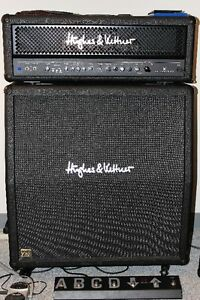 HUGHES&KETTNER-SWITCHBLADE 100W TUBE HEAD+ 4x12 cabinet