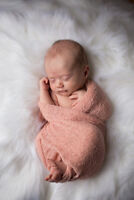 In Home Lifestyle Newborn Photography - $200