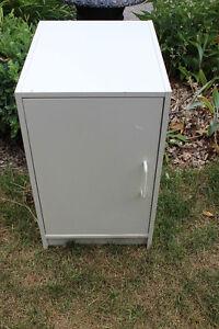 White Storage Cupboard Kitchener / Waterloo Kitchener Area image 2
