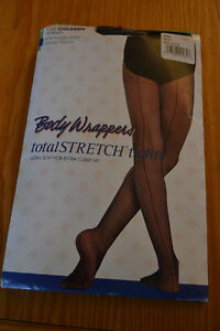 Body Wrappers- Seamed Fishnet Tights (Black) Childrens Kitchener / Waterloo Kitchener Area image 2